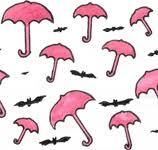 bats and umbrella