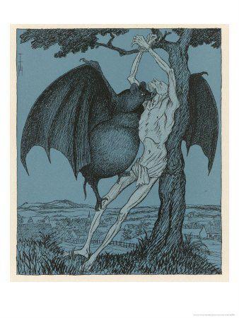 Thomas Theodore Reine Heine - Vampire bat