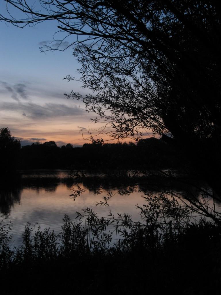 Harrold Odell Country Park at sunset. Photo Nicky Monsey