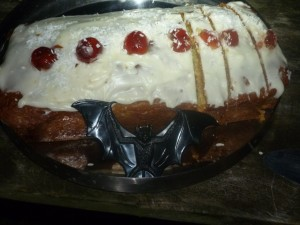 Cake and Photo Jude Hirstwod